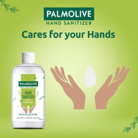 Palmolive Antibacterial Hand Sanitizer- Alcohol Based & Non Sticky- Kills Germs Instantly- Gentle on Hands- 2 x 500ml