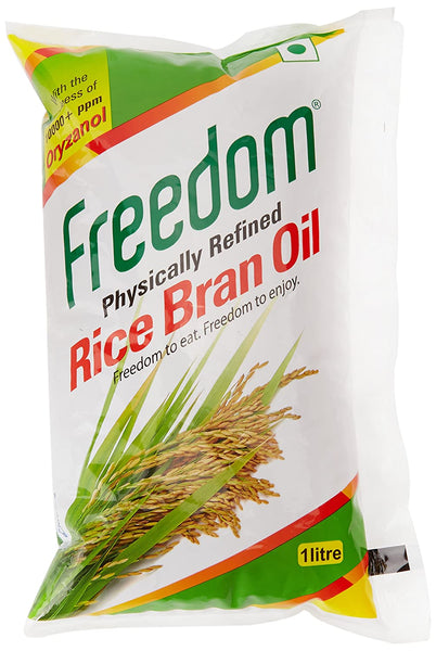 Freedom Rice Bran Oil, 1L