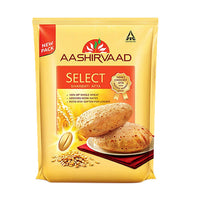 Aashirvaad Select Superior Sharbati Atta, 5kg