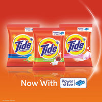 Tide Plus Detergent Washing Powder with Extra Power Jasmine and Rose Pack - 6 kg with Free 2 kg Pack