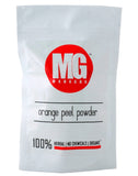 Orange Peel Powder- Herbal, Organic & No Chemicals- MahaGro- 200g - MahaGro™
