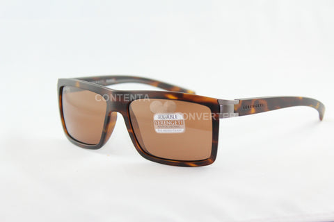 Satin Tortoise / Satin Medium Gun Polarized Drivers