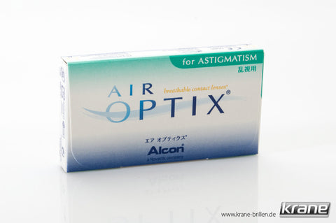 Air Optix Aqua Monatslinsen Astigmatism