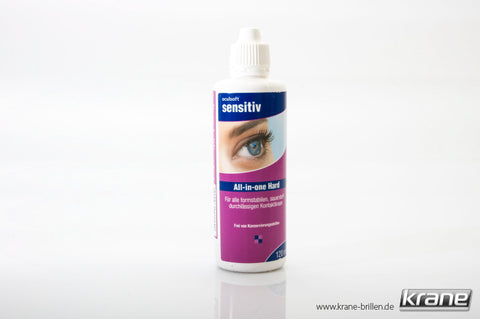 Oculsoft Sensitiv All-in-One Hard Lösung 120 ml