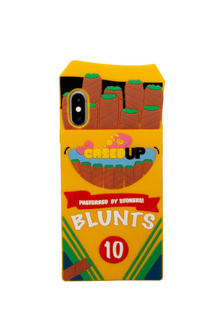 BLUNT BOX PHONE CASE