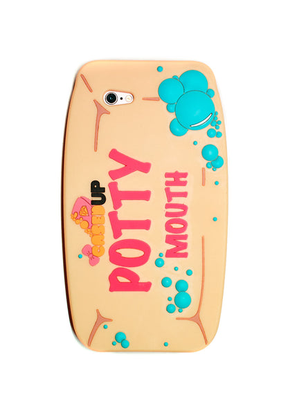 POTTY MOUTH PHONE CASE