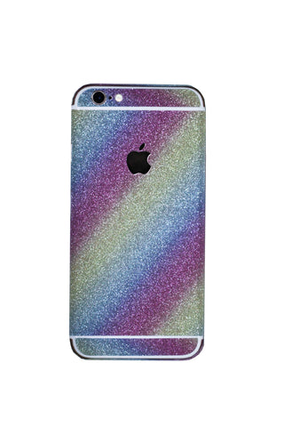 MEGA GLITTER STICKER - RAINBOW