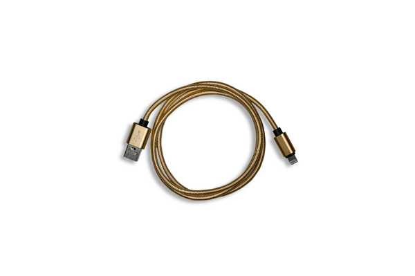 GOLD CHARGING CORD