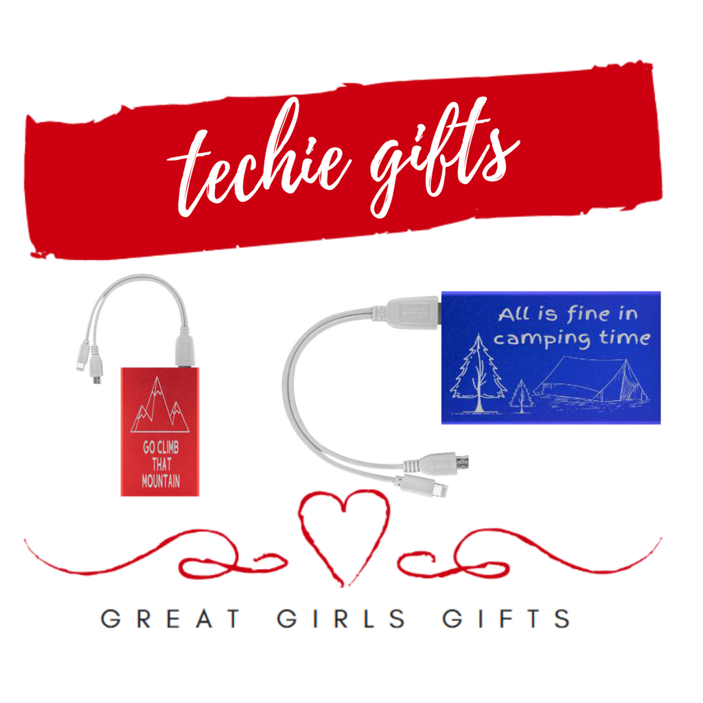 Techie Gifts