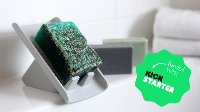 Soap saver, funded on Kickstarter