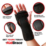 Night Wrist Carpal Tunnel Support Brace