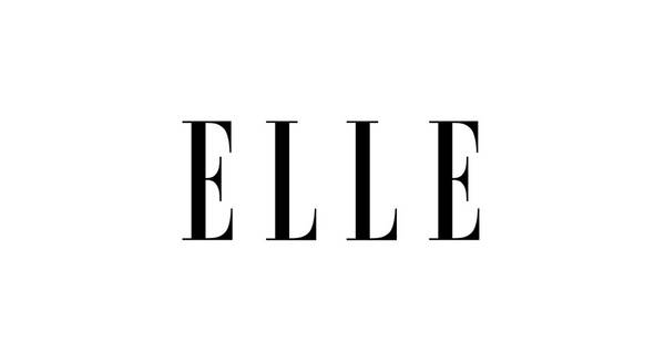 Featured in Elle