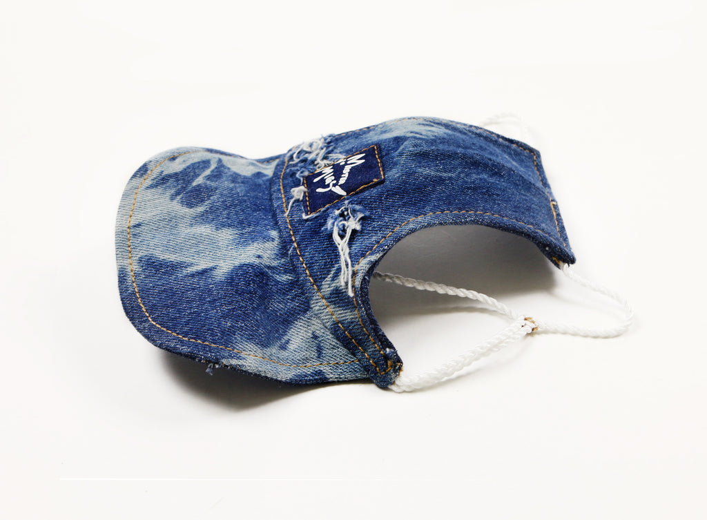 MIGRUBBIE Denim Cap
