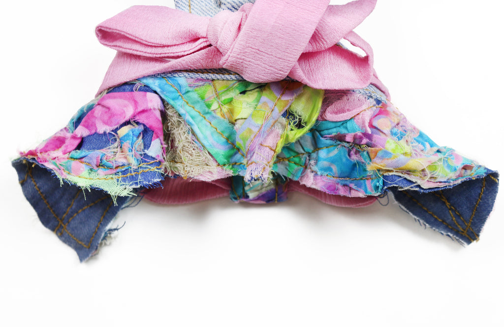 TALLULAH Tattered Harness