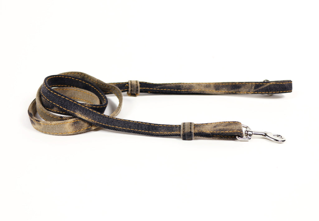 Leash, Tan Tie Dye