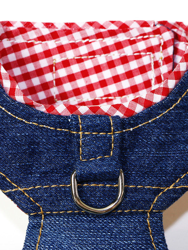 GIGI Migrubbie Gingham Harness