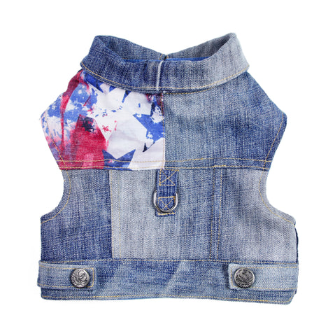 AMERICANA Denim Jacket.  Donate