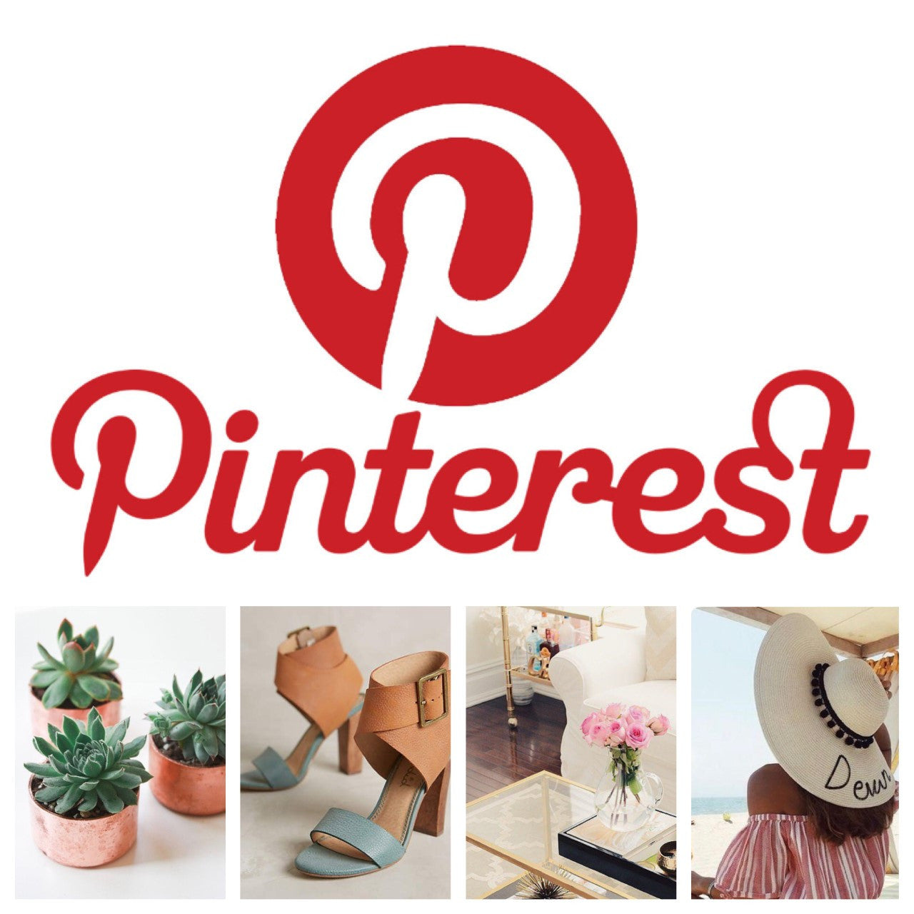 Pinterest Button!