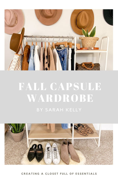Style Made Simple Fall Capsule eBook