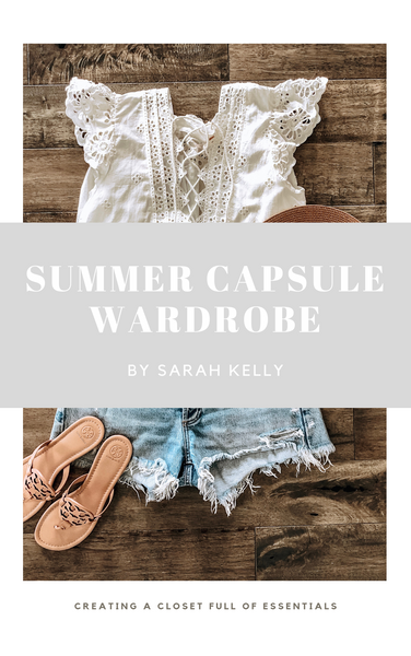 Summer Essentials Capsule eBook