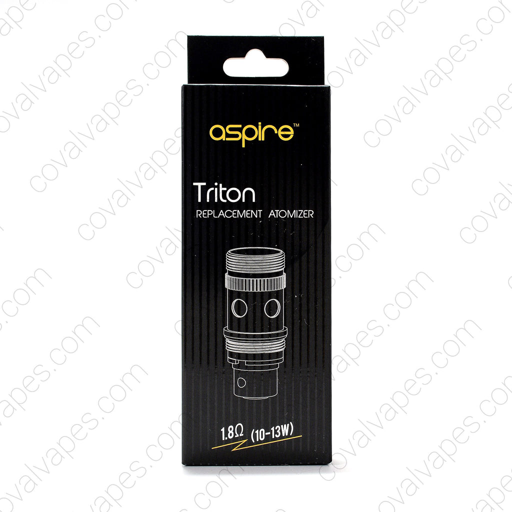 Aspire Triton Sub-Ohm Tank Replacement Coil 5-Pack