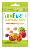 *NEW* YumEarth Organic Jelly Sweets Bundle 12 x 50g  *VEGAN* *ORGANIC* BUNDLE DEAL