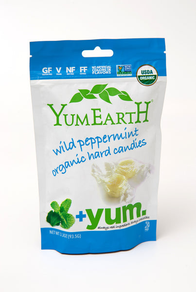 YumEarth Wild Peppermint Sweets 93.5g