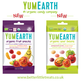 YumEarth Fruit Snacks & Sour Bean Bundle  *VEGAN* *ORGANIC*