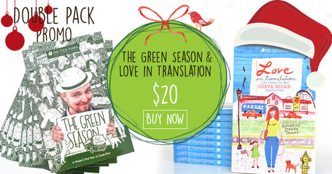 Double Pack Promo: Love in Translation & The Green Season