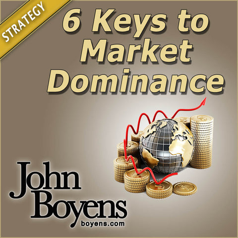 6 Keys to Market Dominance MP3