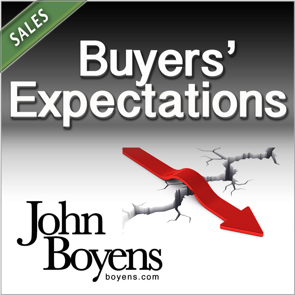 Buyers Expectations MP3
