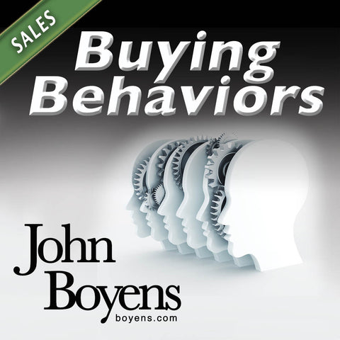 Buying Behaviors MP3