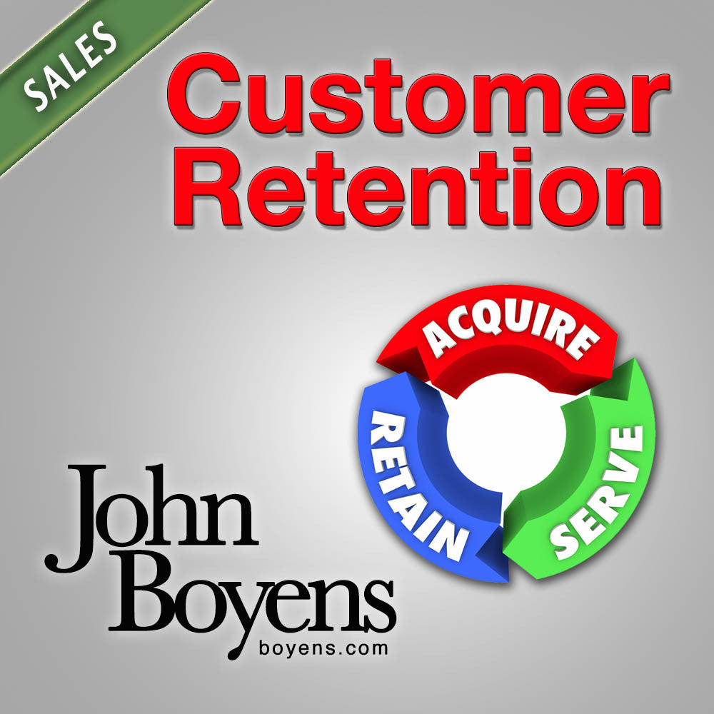 Customer Retention MP3