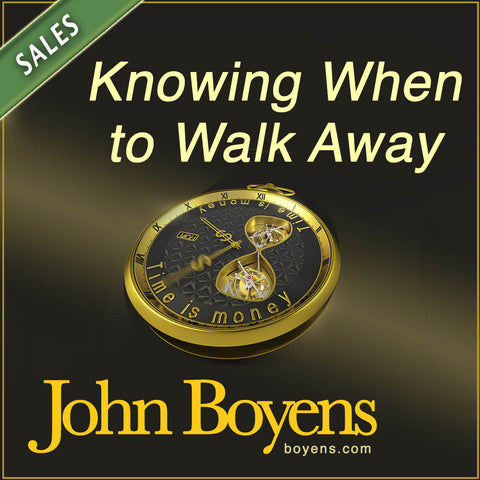 Knowing When to Walk Away MP3
