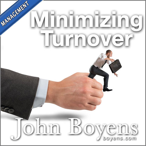 Minimizing Turnover MP3