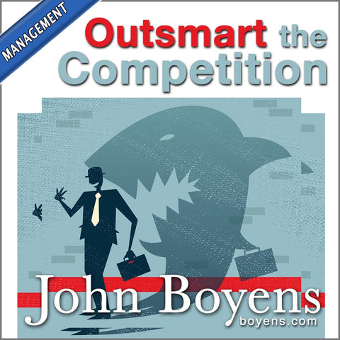 Outsmart the Competition MP3