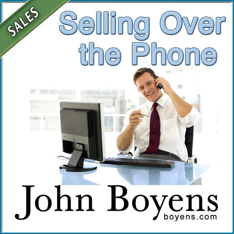 Selling Over the Phone MP3
