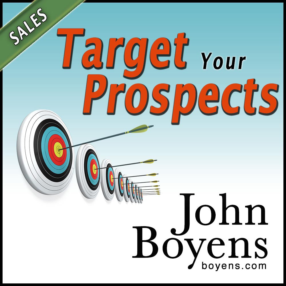 Target Your Prospects MP3