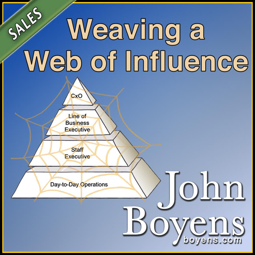 Weave a Web of Influence MP3