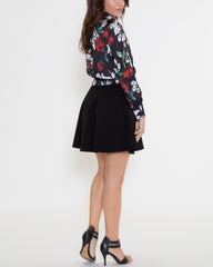 WENS Apparel Courtney Floral Dress