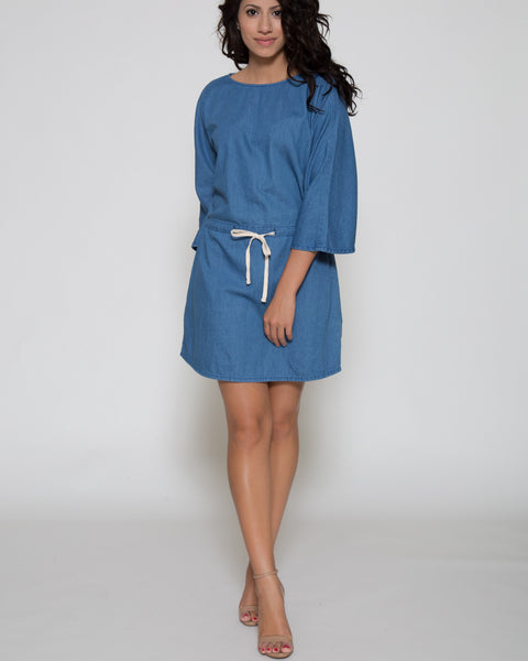 Sydney Denim Dress