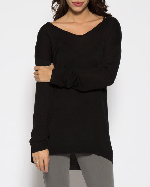 Cabrini Sweater- Black