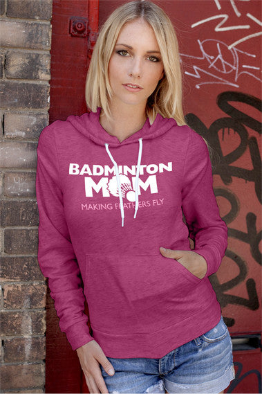 FunkyShirty Badminton Mom  Badminton Mom - FunkyShirty