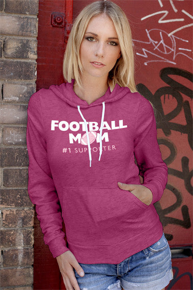 FunkyShirty Football Mom  Football Mom - FunkyShirty