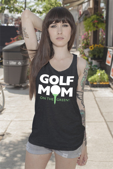 FunkyShirty Golf Mom  Golf Mom - FunkyShirty