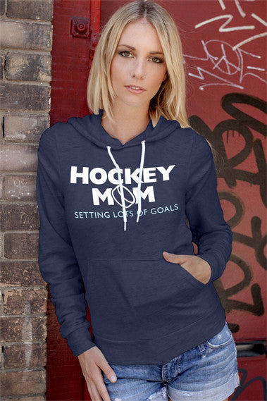 FunkyShirty Hockey Mom  Hockey Mom - FunkyShirty