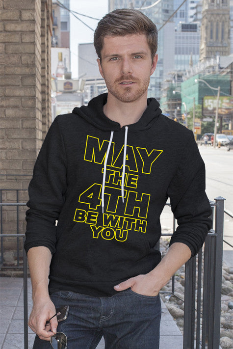 FunkyShirty May the 4th be with you (Men)  Creative Design - FunkyShirty