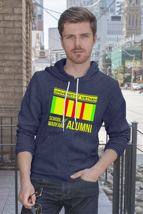 FunkyShirty University of Vietnam School Welfare of Alumni (Men)  Creative Design - FunkyShirty