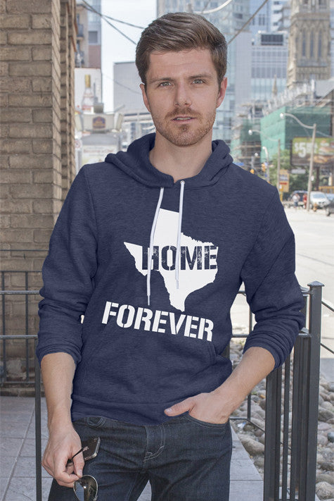 FunkyShirty Home Forever (Men)  Creative Design - FunkyShirty