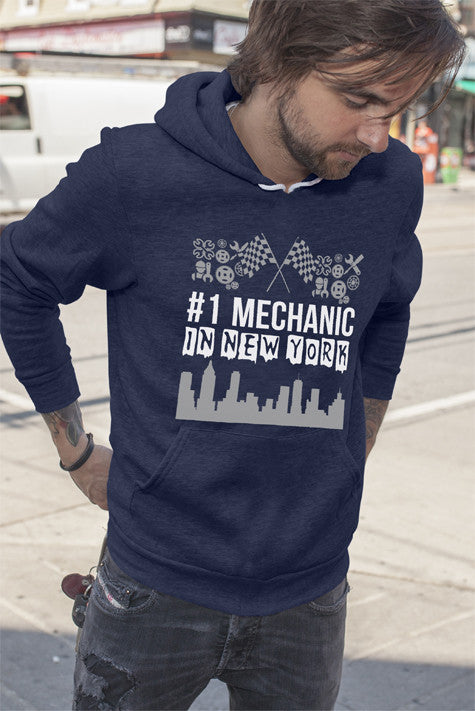 # 1 Mechanic in Newyork (Men)